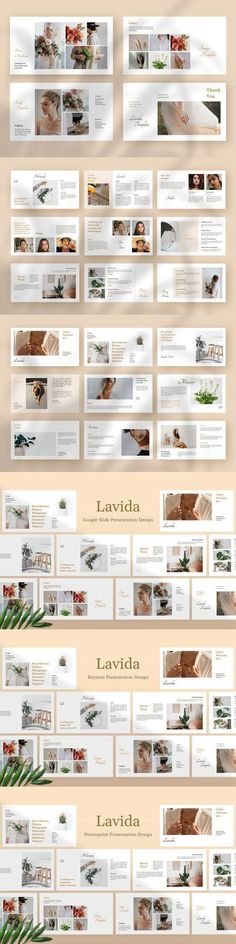 Lavida - Client Welcome Template