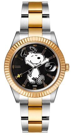 "Bamford x The Rodnik Band Snoopy Customized Rolex Limited Edition Watch - by Ariel Adams - see & read more: http://www.ablogtowatch.com/bamford-x-rodnik-band-snoopy-customized-rolex-limited-edition-watch/ ""Those interested in the sometimes wacky world of after-market modified Rolex watches should take note of this new limited edition Bamford Watch Department x The Rodnik Band Snoopy Rolex Datejust watch. Once again, Bamford is working with fashion label The Rodnik Band on a Charles M…"
