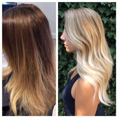 Image result for dimensional blonde balayage