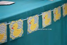 Rubber Duckies Birthday Party Ideas | Photo 16 of 42 ...