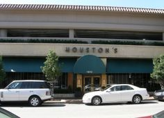 Houston's - Kansas City, MO  Wonderful ribs, steak and tortilla soup  Servers are outstanding!