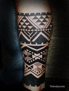 Native Maori Tattoo - To do