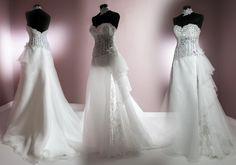 Crystal - Abiti da Sposa - Oreliete Spose
