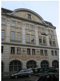 Kuffner Bauten - Ottakring Brauerei Multi Story Building, Street View, City, Brewery, Cities