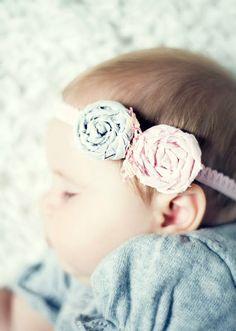 diy baby headbands kristenly