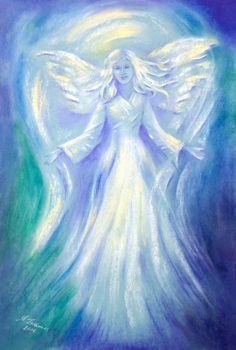 Angel of love, Pastel painting, ORIGINAL sold! As an art print at different sizes by http://www.fineartprint.de/index2.php?page=image_preview1.php&image=10979186&own=1&produkt_id=artist&typ_id=2&view=1  http://www.posterlounge.de/engelbild-engel-der-liebe-pr330044.html