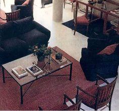 STOA, Fabricación de alfombras y cortinas de artesanía en esparto.