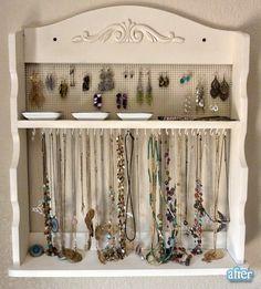 spice rack > jewelry rack