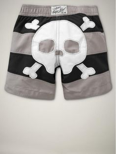 Im sure our son will be wearing lots of little skulls and rocker things...Thanks to my sweet husband ;)