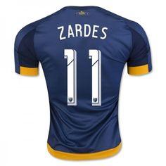 Los Angeles Galaxy 16-17 #ZARDES 11 Bortatröja Kortärmad,259,28KR,shirtshopservice@gmail.com