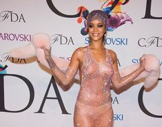 Check out the hottest moments at the #CFDA #FashionAwards -- who won & who didn't: https://goo.gl/hV0dKa #Rihanna #fashion