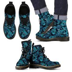 LIMITED EDITION - Men's Sugar Skull Boots