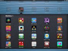 Nämä iPad matematiikka-appsit sisältävät kaikki yhteen-, vähennys-, kerto- ja jakolaskuja. Joukossa on ilmaisia ja muutaman euron hintaisia. Tässä iPadin kuvakaappaus appseista Matikka 1: Cosmic Ma… Math Bingo, Math 2, Coding For Kids, Math For Kids, Math Tables, Ipad, Early Math, Teaching Math, Special Education