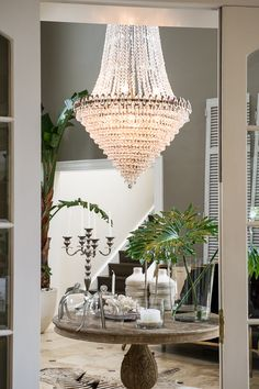 The beautiful home this day was hosted in Perfect Woman, Timeless Beauty, Beautiful Homes, Ceiling Lights, Home Decor, House Of Beauty, Decoration Home, Ageless Beauty, Room Decor