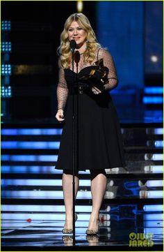 Kelly Clarkson: Grammys 2013 with Brandon Blackstock!