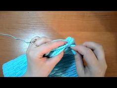 Платье детское крючком (4-5 лет). - YouTube