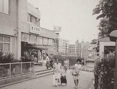 昭和スポット巡り on Twitter 昭和47年 恵比寿駅