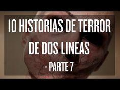 10 Historias de terror de dos líneas (Parte 7) - YouTube