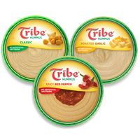 Save $2.00 in future savings when you buy three or more Tribe® Hummus products 8 oz. or larger