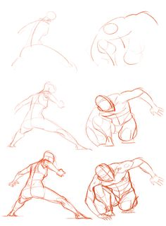 Exceptional Drawing The Human Figure Ideas. Staggering Drawing The Human Figure Ideas. Figure Drawing Reference, Art Reference Poses, Hand Reference, Anatomy Drawing, Manga Drawing, Body Drawing, Contour Drawings, Drawing Hair, Fighting Poses