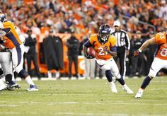 Broncos vs. Raiders: Shots of the Game Monday Night Sep 23, 2013
