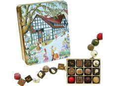 Geranienmarkt Advent Calendar, Presents, Holiday Decor, Home Decor, Geraniums, Corporate Gifts, Basket, Simple, Gifts