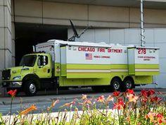 Chicago fire airport comms unit 2-7-8