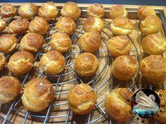 Pâte à choux de Lenôtre
