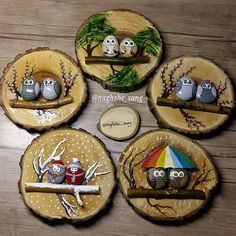 Chrismukkah decoration idea with painted rocks Diy Christmas Gifts, Holiday Crafts, Christmas Decorations, Christmas Ornaments, Christmas Mood, Christmas Ideas, Kids Crafts, Diy And Crafts, Stone Crafts