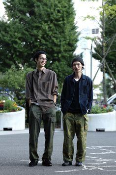 Street Style of Tokyo | More photo at Fashionsnap.com