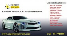 Car Wash Business is A Lucrative Investment by exppresscarwash.deviantart.com on @DeviantArt