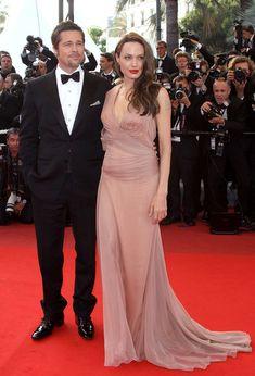 May 2009 - Stylish Celebrity Couples: Brad Pitt and Angelina Jolie - Photos