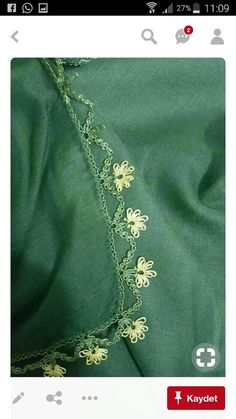 This Pin was discovered by Gül Needle Lace, Weird And Wonderful, Crochet Flowers, Crochet Stitches, Tatting, Elsa, Embroidery Designs, Diy And Crafts, Knits