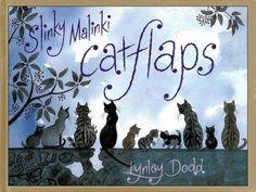 Hairy Maclary Slinki Malinki Catflaps