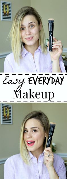 BlendSMART Review + Everyday Makeup Look • Uptown with Elly Brown