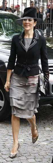 Mary, Crown Princess of Denmark, Countess of Monpezat (2009).