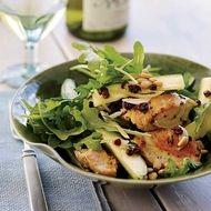 Food & Wine: Salads with Chicken