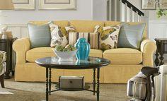Paula Deen Ibiza Sofa - Grand Home Furnishings | 0225057