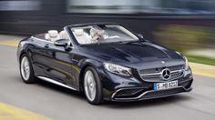 The base car for the Brabus Rocket 900 Cabrio is the $247,900 Mercedes-AMG S65