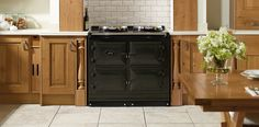 3-oven AGA Total Control in Pewter