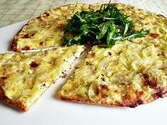 Tarta cu dovlecel si branza sarata Vegetarian Recipes, Cooking Recipes, Romanian Food, Vegetable Pizza, Food Art, Love Food, Food And Drink, Cheese, Breakfast