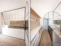 U Coppu deli shop by Studio DiDeA, Favignana – Italy » Retail Design Blog