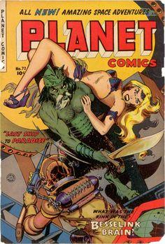 Comic – Page 9 – Pulp Covers Sci Fi Comics, Old Comics, Horror Comics, Vintage Comic Books, Vintage Comics, Comic Books Art, Science Fiction Art, Pulp Fiction, Gi Joe