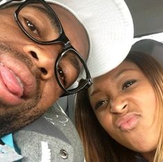 Khune and Minnie showing their love