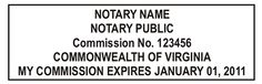 Also, applicants are required to review the Virginia Notary Handbook to fully understand the notary procedures in Virginia.