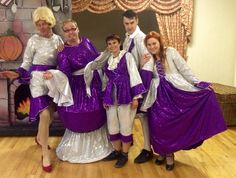Finale set Cinderella 2014