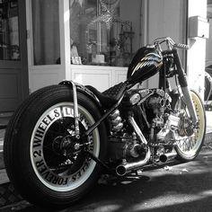 Luck Motorcycles. Nice details.  http://bigideamastermind.com/newmarketingidea?id=moemoney24