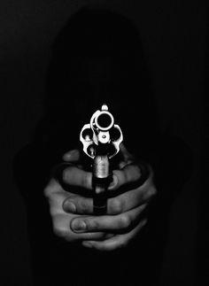 Black target _