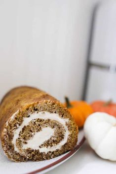 Sourdough Pumpkin Roll Cooking Pumpkin, Canned Pumpkin, Pumpkin Recipes, Fall Recipes, Sourdough Recipes, Flour Recipes, Sourdough Bread, Dessert From Scratch, Healthy Dessert Recipes