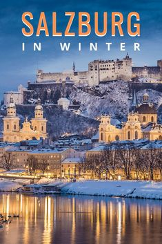 Discover the best things to do in Salzburg in winter – Christmas markets, glühwein, fantastic views, the sound of music from Mozart, and more. Europe Travel Tips, Travel Guides, Travel Destinations, Winter Destinations, Salzburg Christmas, Christmas Markets, Winter Christmas, Holiday, Visit Austria